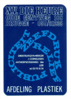 Kleine Kalender 1970 - N.V. Die Keure Brugge - Calendriers