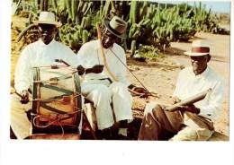 C P S M-C P M-----CURACAO---countryside Musicians---- Voir 2 Scans - Curaçao
