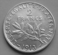 2 francs Semeuse  1913