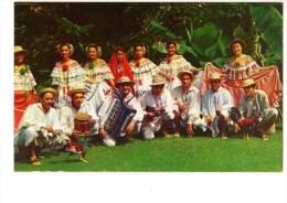 """PANAMA----EL FAMOSO """"conjunto Tipico Cajar""""---- Voir 2 Scans - Panama"""