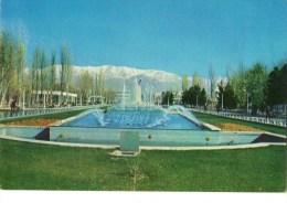 C P S M-C P M----IRAN-----TEHRAN----the City Park----- .-- Voir 2 Scans - Iran