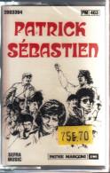 CASSETTE AUDIO PATRICK SEBASTIEN KRAKRA-ZU-KIKI LES FEUILLES V - NEUVE SOUS SON FILM PLASTIQUE ANCIEN STOCK DE DISQUAIRE - Audio Tapes