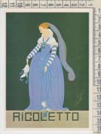 Ertè  Rigoletto  Costumes Donna Chicago Opera Company - Other Illustrators