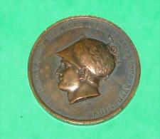 Medaille Napoleon 1 Er - Prise De Vienne 1805 :::: Empire - Militaire - Soldat - Monarchia / Nobiltà