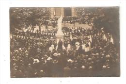 Carte Photo : 42 - La Pacaudière : Inauguration Du Monument Aux Morts - 1/11/21 : Importante Animation - Monument - La Pacaudiere