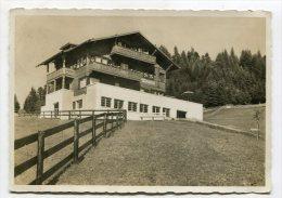 SWITZERLAND -  AK 202644 Haus Miraval Scardanal 1200 M ü. M. Bei Bonaduz - GR Grisons