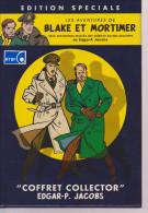 JACOBS BLAKE ET MORTIMER K7 COFFRET COLLECTOR - Cassettes & DVD
