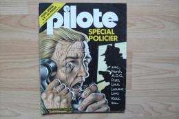 Pilote - 41 Bis - Hors Série Spécial Policier - Pilote