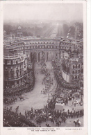 Coronation Procession 1911 The New Admiralty Arch Real Photo - Inaugurations