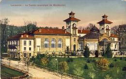LAUSANNE. Le Casino Municipal De Montbenon - 2 Scans - VD Vaud