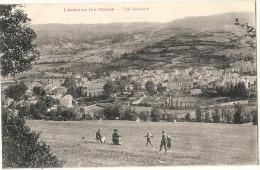 LACAUNE Les Bains Vue Générale - Timbrée Excellent état - Frankreich