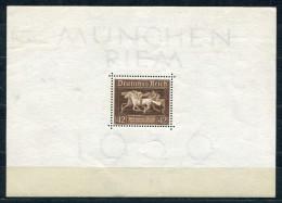 D. Reich Michel-Nr. Block 4 Postfrisch - Blocks & Kleinbögen