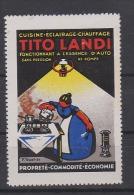 Vignette TITO LANDI - Erinnophilie
