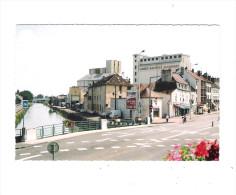 21 DIJON Canal De Bourgogne Avenue Jean Jaurès 2008 GRANDES MINOTERIES DIJONNAISES Cheminée GODiN Intermarché Port - Dijon