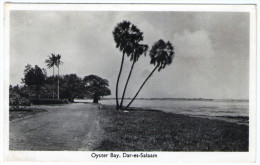 TANZANIA-OYSTER BAY DAR-ES-SALAAM / THEMATIC STAMPS-SATELLITE - Tanzania
