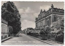 Viagrande - Viale Garibaldi - Villa Biscari - Catania -  H1174 - Catania