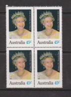 Australia 1995 QEII Birthday Block 4 MNH - 1990-99 Elizabeth II