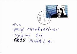 Brief Von 2340 Mödling Mit 62 Cent Richard Strauss 2014 - 2011-... Brieven