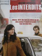 Plaquette 4 Pages : Les Interdits, Anne Weil & Philippe Kotlarski - Cinemania