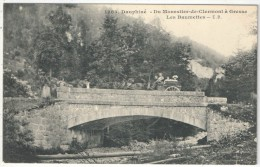 38 - (Gresse-en-Vercors) - Du Monestier De Clermont à Gresse - LES BAUMETTES - ER 1263 - Otros Municipios