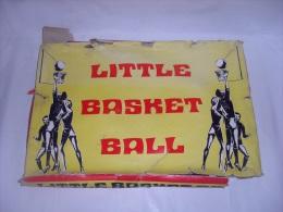 Vintage / LITTLE  BASKET  BALL - Toy Memorabilia