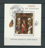 Panama: Michel - BF 93 Oblit - Panama