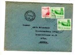 Lettre , Posta ROMANA , ROUMANIE , GIURGIU , 1970 - Poststempel (Marcophilie)
