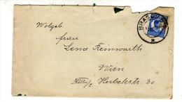 Lettre , Posta ROMANA , ROUMANIE , BRASOV N° 3 - Marcophilie