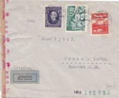 SLOVAKIA - Air Mail Letter - Slovakia