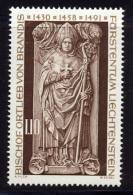 Liechtenstein 1976 Yvert 607 ** TB - Nuovi