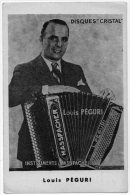 Musique Accordéon Masspacher  Louis Péguri 1920  état Superbe - Musique Et Musiciens