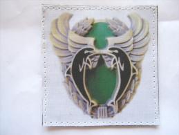(PRIX SPECIAL) INSIGNE TISSUS PATCH DES DRAGONS PARACHUTISTES 13� RDP NAGEUR / PALMEUR ETAT EXCELLENT SUR VELCRO