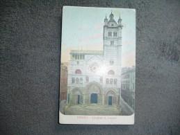 Cpa Genova Cathedrale San Lorenzo - GE Genève