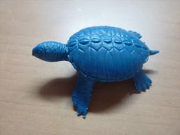 """Figurine """"tortue""""  Longueur 6,5 Cm, Hauteur 1,5 Cm - Turtles"""