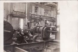 CP Photo Juin 1917 BILLY-MONTIGNY (près Noyelles-sous-Lens) - Dans Une Fosse, Mines De Courrières (A74, Ww1) - France