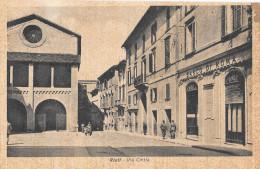 LAZIO-RIETI VIA CINTIA VEDUTA BANCA BANCO DI ROMA - Rieti