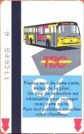 Belgie Belgique Belgium  Bustickets TEC % - Bus