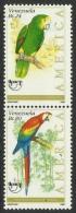 Venezuela 1993 / Birds MNH Vögel Aves UPAEP / C6912   1 - Pájaros