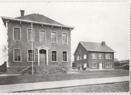 Hofstade - Gemeentehuis + Pastorij - Belgio
