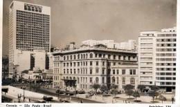 CORREIO - SAO PAULO (Brasilien), Fotokarte 1952 - São Paulo