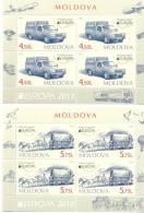 2013. Moldova, Europa 2013, 2 Booklet-panes, Mint/** - 2013