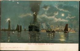 New York Harbor At Night - Sonstige