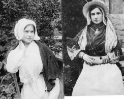Dentellières - 2cpa  (Nels Série Delft N° 14 Et 19) Vierges - Artisanat