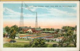 Show Gardens, Henry Field Co, Shenadoah - Etats-Unis