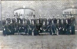 Militaria : Germany- Charlottenburg - Carte Photo (1915) - Régiments