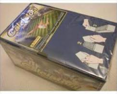 CALCIATORI PANINI 2009-2010 BOX NUOVO E SIGILLATO DA 100 BUSTINE/POCHETTES - Panini