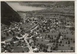 Flugaufnahme Seewen - SZ Schwyz