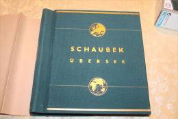 (498) schweres Schaubek Nostalgie Album von 1941 -�BERSEE  Teil 2 mit einigem Inhalt  !
