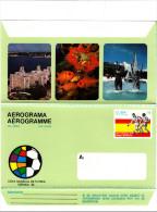 CUBA 1982 - Aerogramma - Coppa Del Mondo