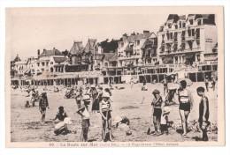 CP, 44, LA BAULE-sur-MER, La Plage Devant L'Hôtel Adriana, Vierge, Editions Des Magasins Modernes - La Baule-Escoublac